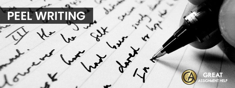 peel writing experts