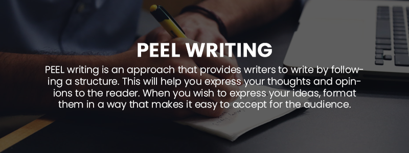 peel paragraphs