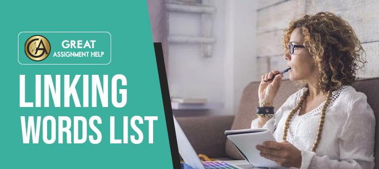 linking words list