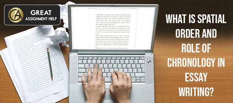 chronology in essay writing
