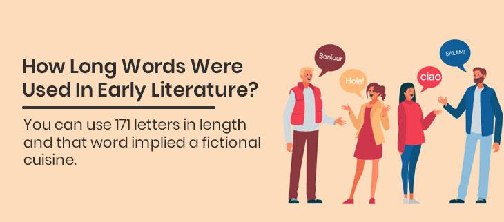 The Longest Words in Literature